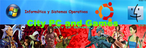 Apertura del Blog City PC and Games